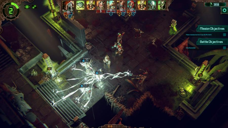 Warhammer 40,000 Mechanicus Screenshot 6