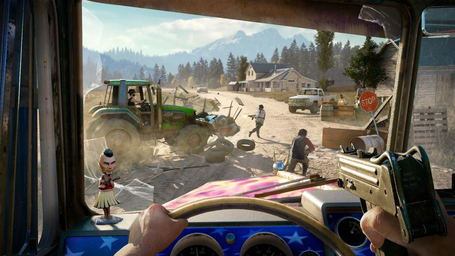Far Cry 5 - Deluxe Edition (Xbox One Download Code) Screenshot 9