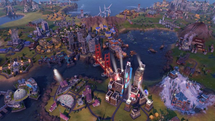Civilization VI - Gathering Storm (Addon) Screenshot 3