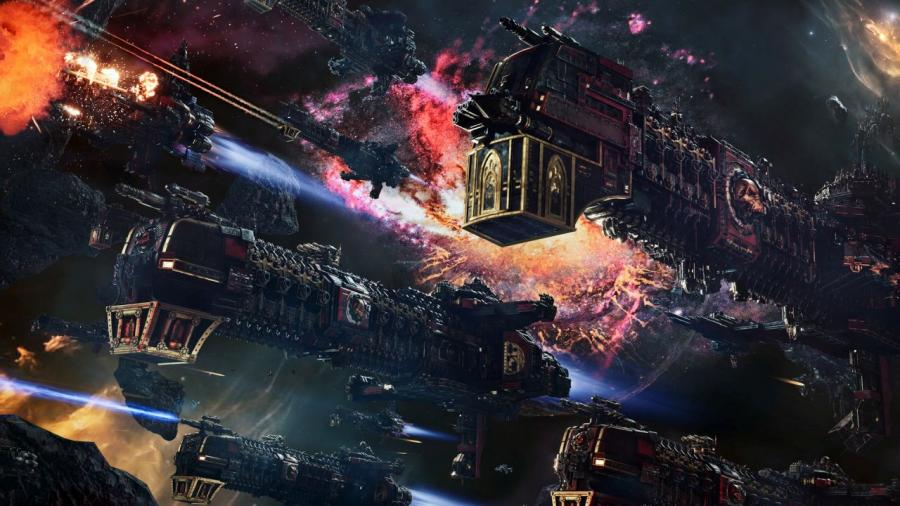 Battlefleet Gothic Armada 2 Screenshot 2