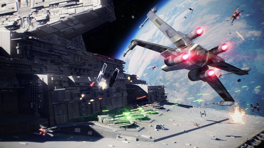 Star Wars Battlefront 2 (English only) Screenshot 3