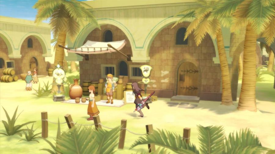 Tales of Vesperia - Definitive Edition Screenshot 3