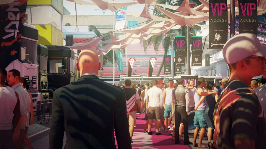HITMAN 2 - Gold Edition (Xbox One Download Code) Screenshot 8