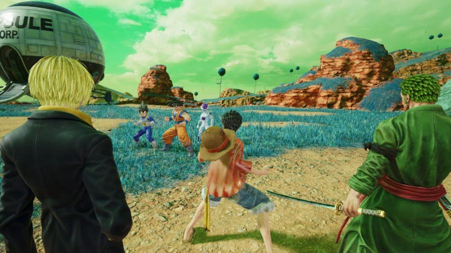 Jump Force Screenshot 3