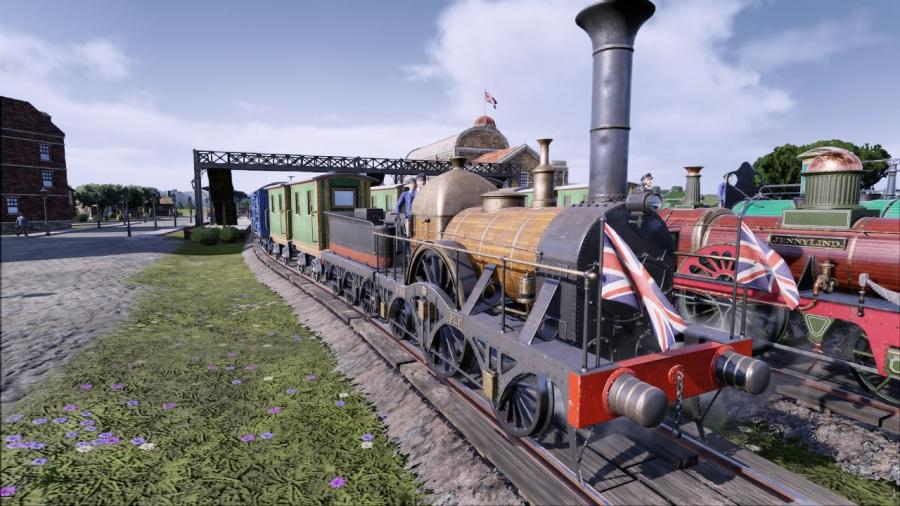 Railway Empire - Great Britain & Ireland (DLC) Screenshot 2