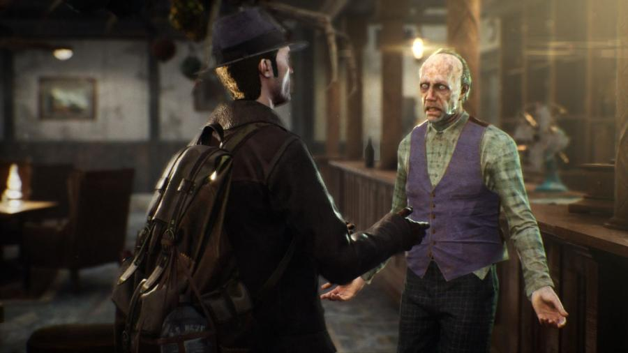 The Sinking City Screenshot 3