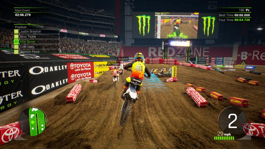Monster Energy Supercross - The Official Videogame 2 Screenshot 4