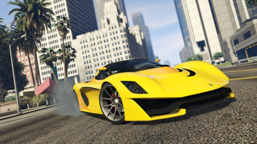 GTA 5 + Criminal Enterprise Starter Pack + Megalodon Shark Card Bundle Screenshot 7