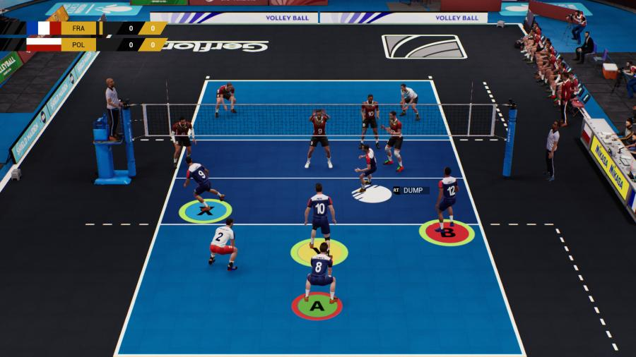 Spike Volleyball Screenshot 3