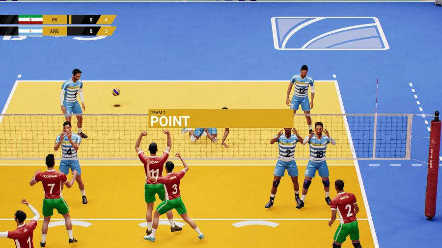 Spike Volleyball Screenshot 5
