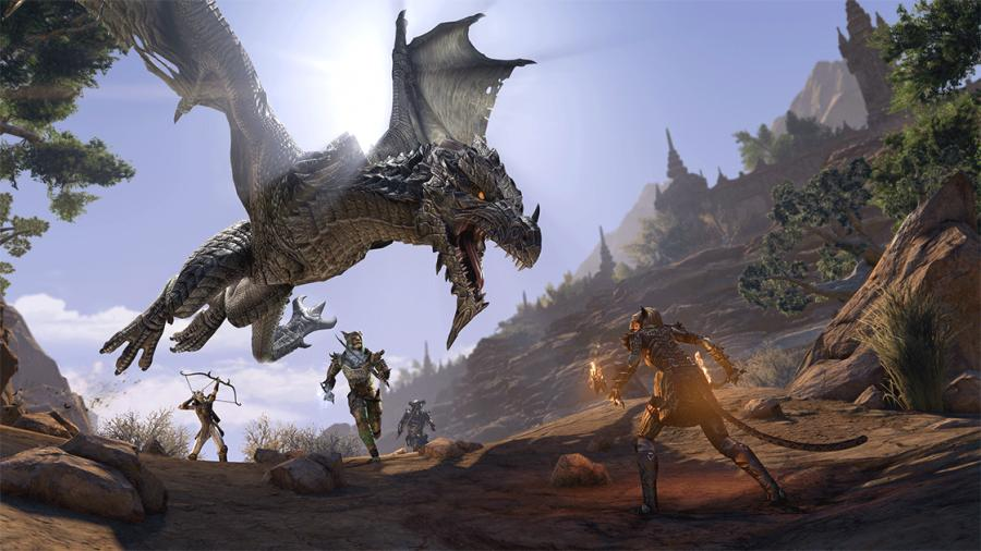 The Elder Scrolls Online - Elsweyr (Digital Upgrade) Screenshot 5