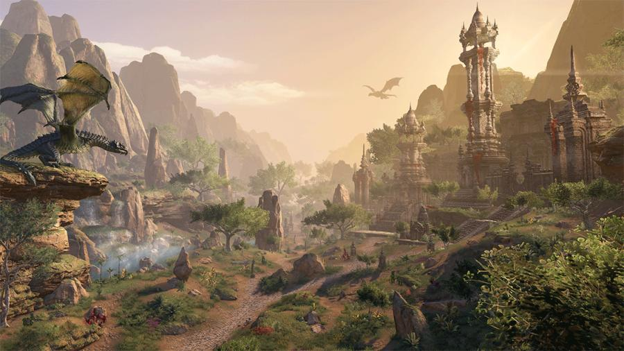 The Elder Scrolls Online - Elsweyr (Standard Edition) Screenshot 2