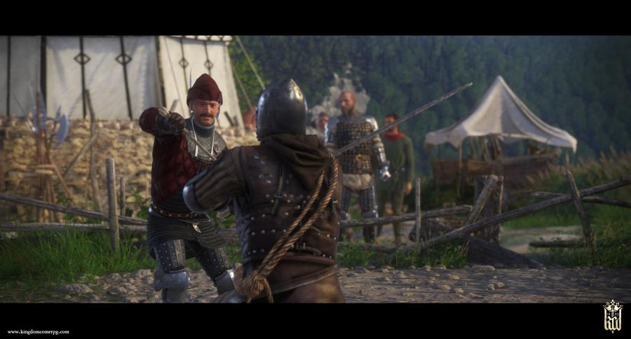 Kingdom Come Deliverance - Band of Bastards (DLC) Screenshot 2