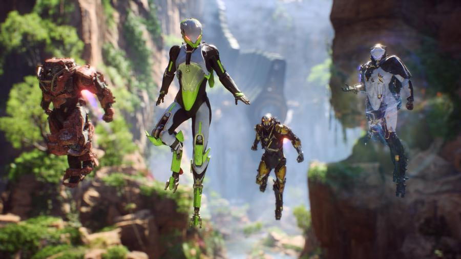 Anthem - Legion of Dawn Edition (Xbox One Download Code) Screenshot 2