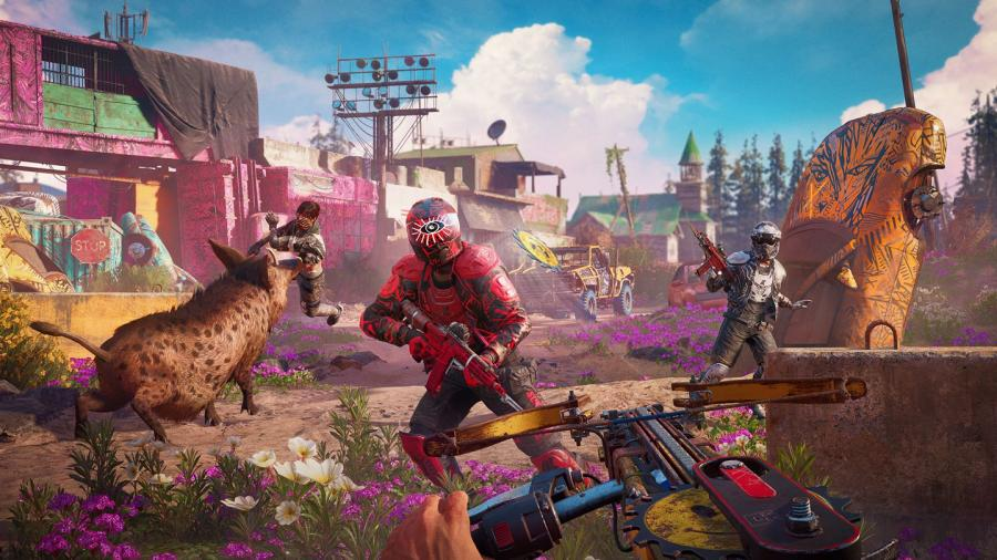 Far Cry New Dawn - Deluxe Edition (Xbox One Download Code) Screenshot 2