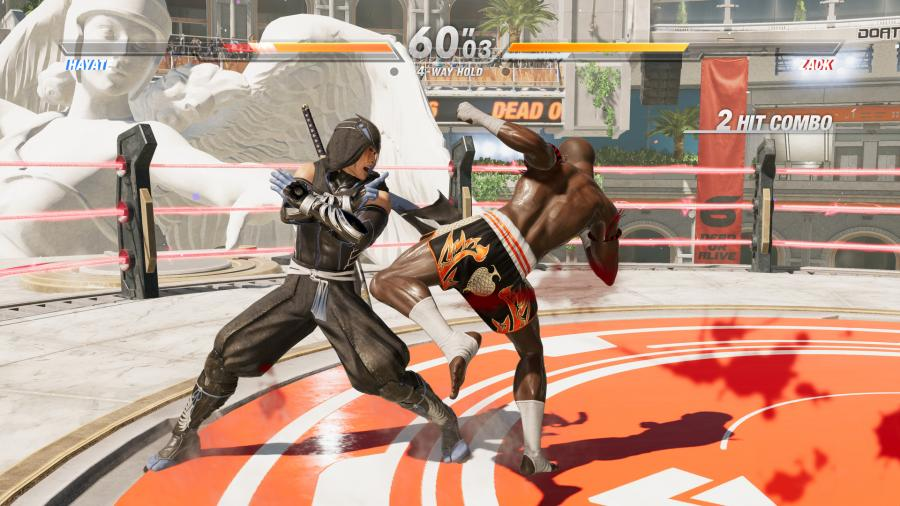 Dead or Alive 6 Screenshot 5