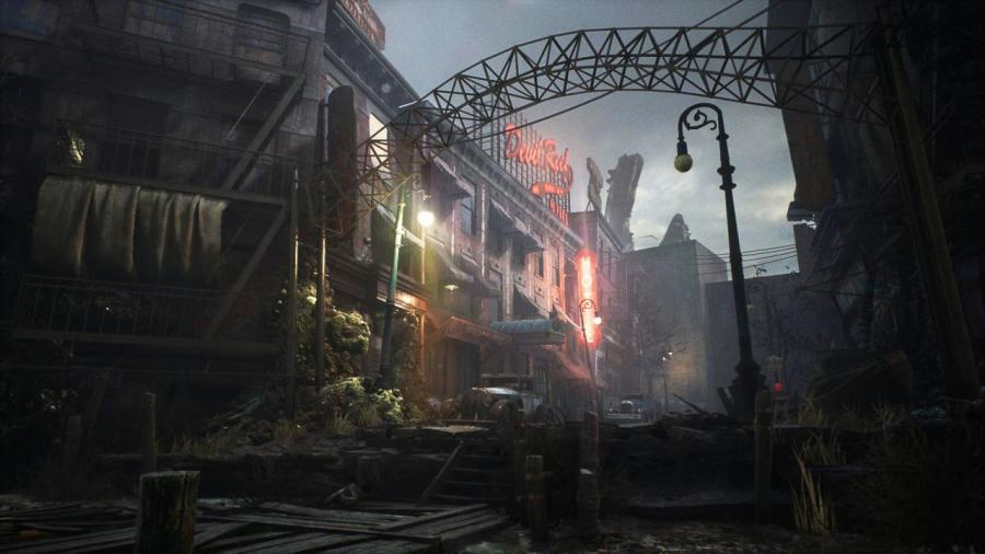 The Sinking City - Limited Day One Edition Screenshot 8