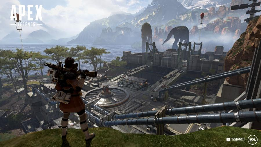 APEX Legends - 1000 Apex Coins - PS4 Download Code [Deutschland] Screenshot 2
