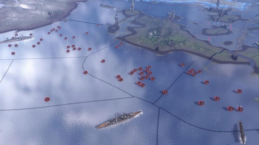 Hearts of Iron IV - Man the Guns (DLC) Screenshot 4