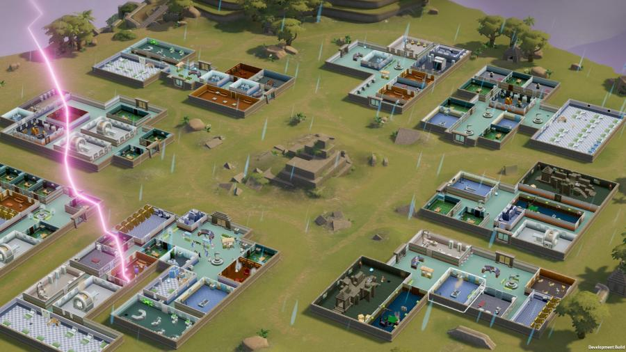 Two Point Hospital - Pebberley Island (DLC) Screenshot 5