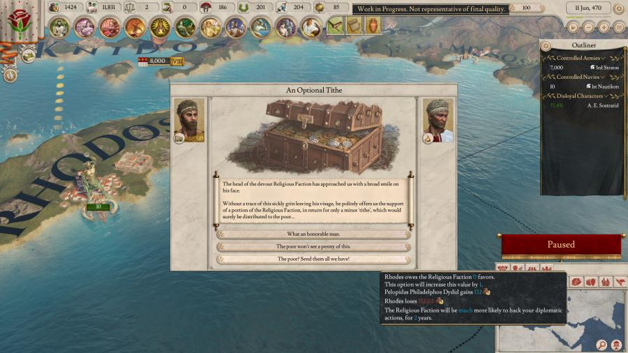 Imperator Rome Screenshot 7
