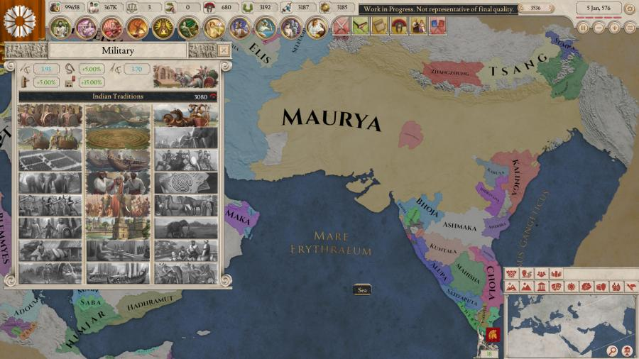 Imperator Rome Screenshot 5