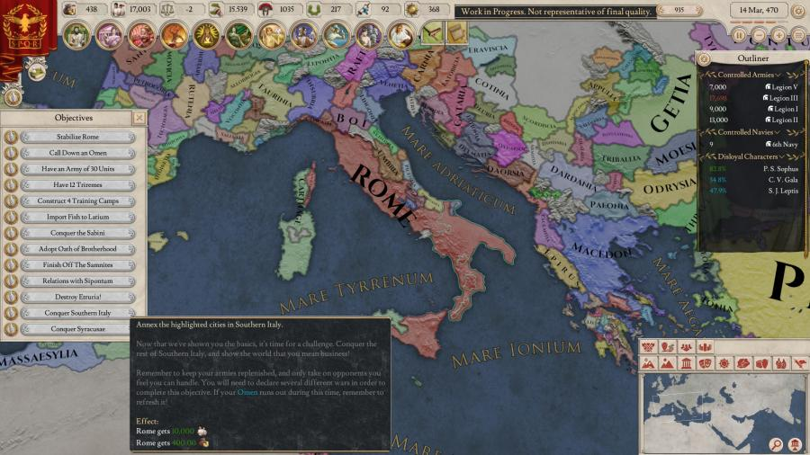 Imperator Rome Screenshot 4