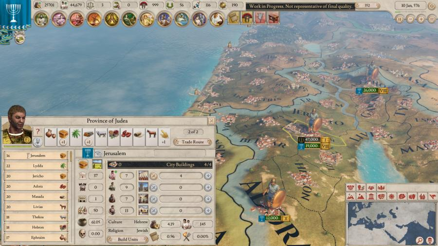 Imperator Rome - Deluxe Edition Screenshot 2