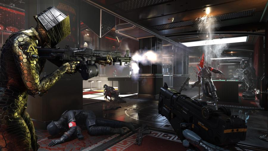 Wolfenstein Youngblood - Deluxe Edition (Bethesda Key) - Uncut Screenshot 4