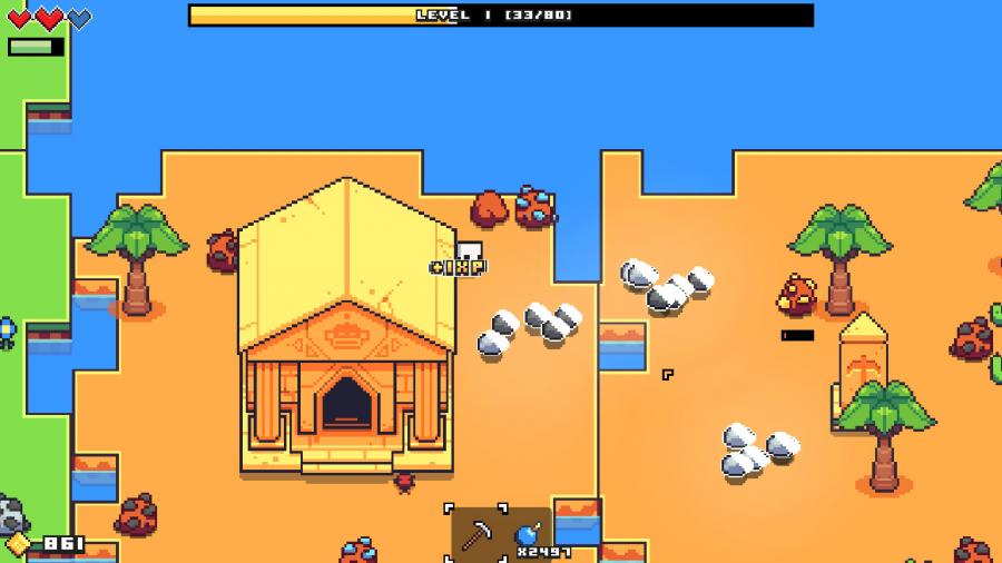 Forager Screenshot 5