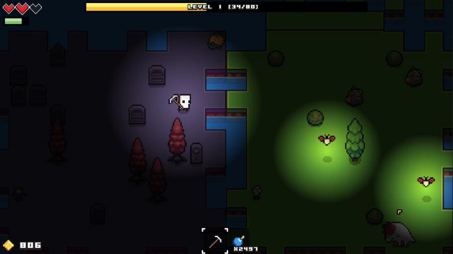 Forager Screenshot 3