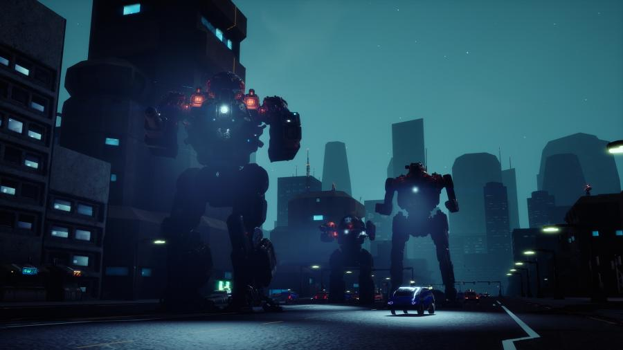 Battletech - Urban Warfare (DLC) Screenshot 2