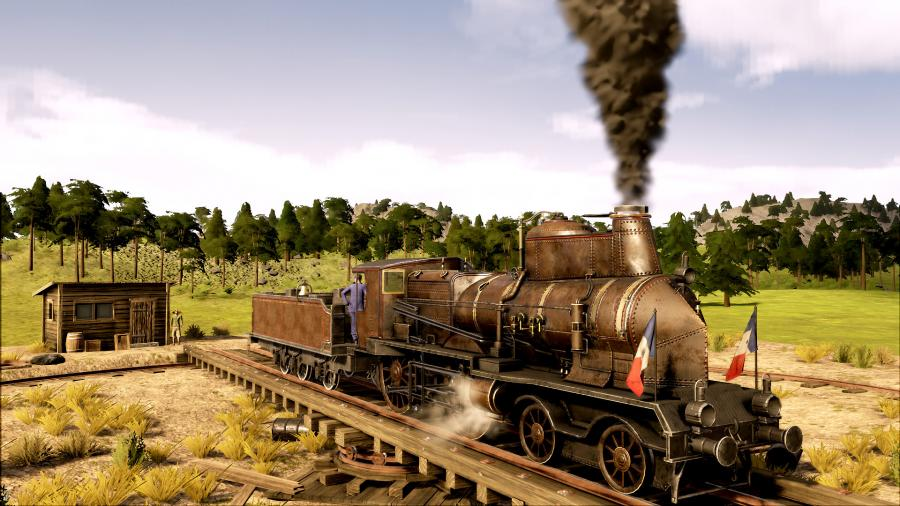 Railway Empire - France (DLC) Screenshot 2