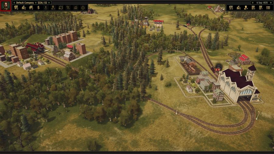 Railroad Corporation Screenshot 2