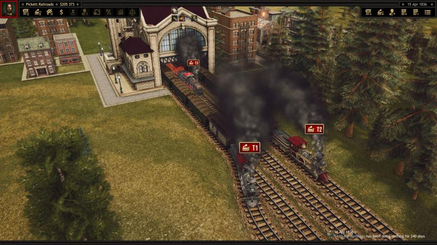 Railroad Corporation Screenshot 6