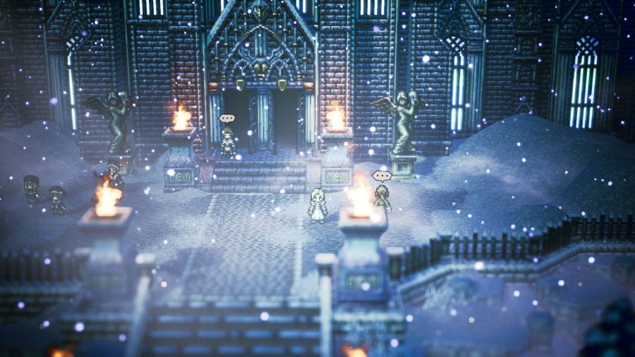 Octopath Traveler Screenshot 9