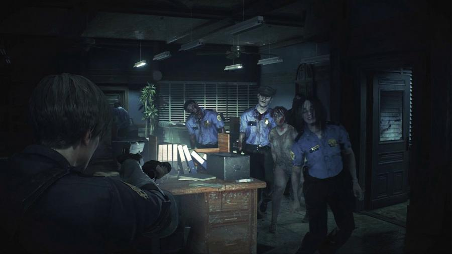 Resident Evil 2 (Remake) - Global Key Screenshot 2