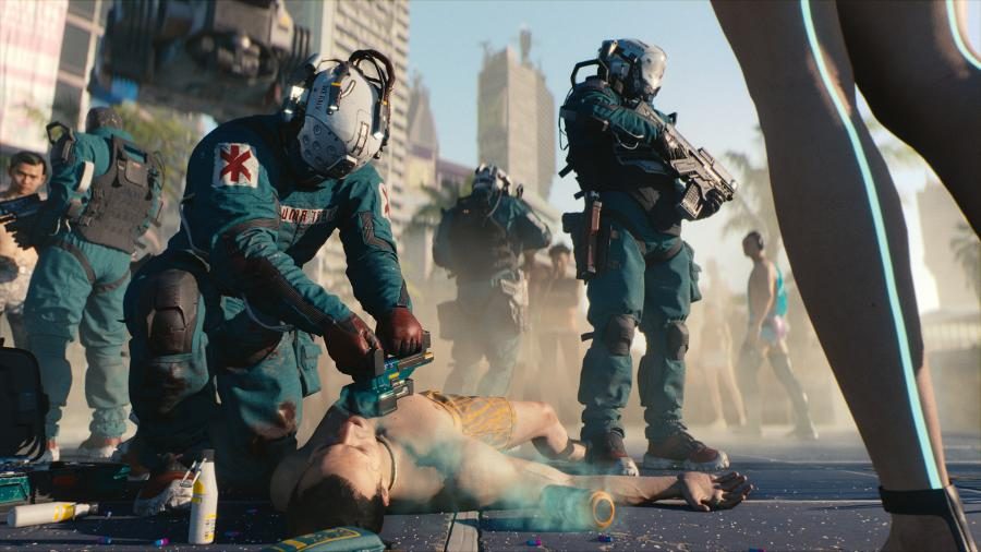 Cyberpunk 2077 Screenshot 5