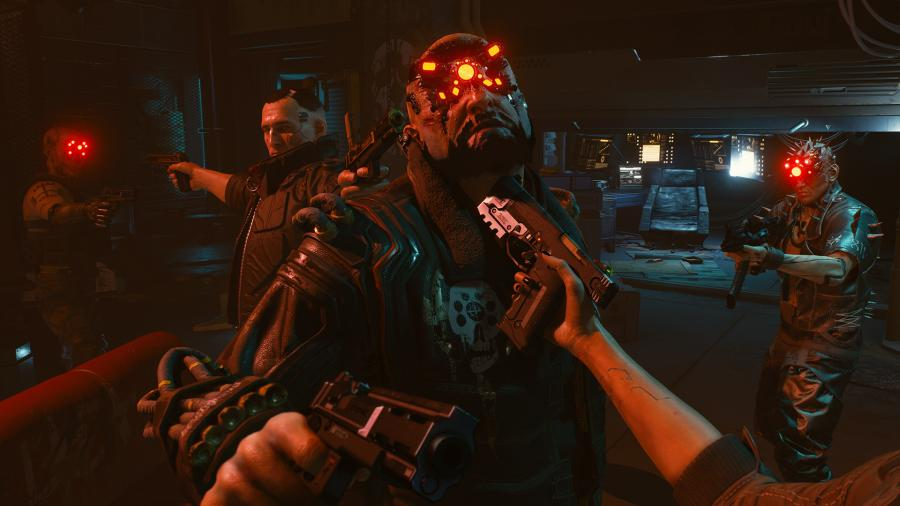 Cyberpunk 2077 Screenshot 3