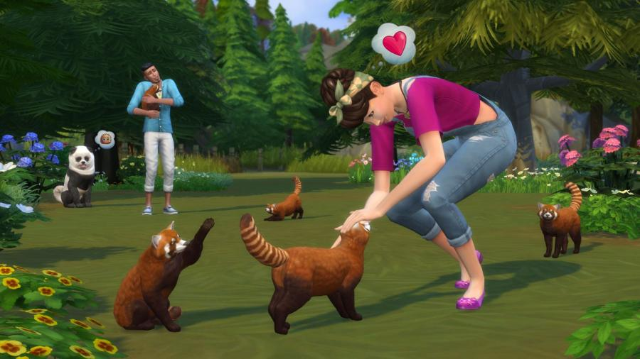 Die Sims 4 - Hunde und Katzen Bundle (Xbox One Download Code) Screenshot 4