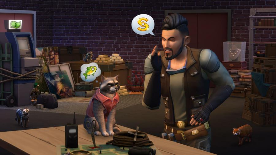 Die Sims 4 - Hunde und Katzen Bundle (Xbox One Download Code) Screenshot 5