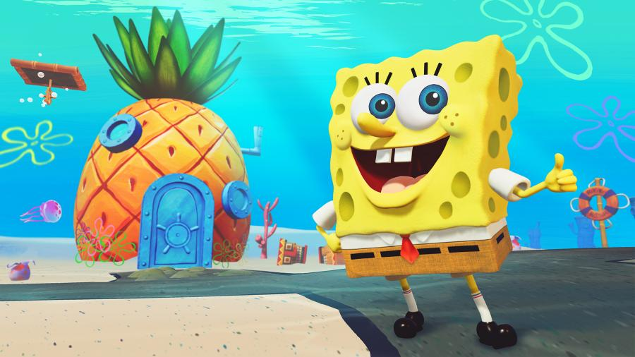 SpongeBob SquarePants - Battle for Bikini Bottom Rehydrated