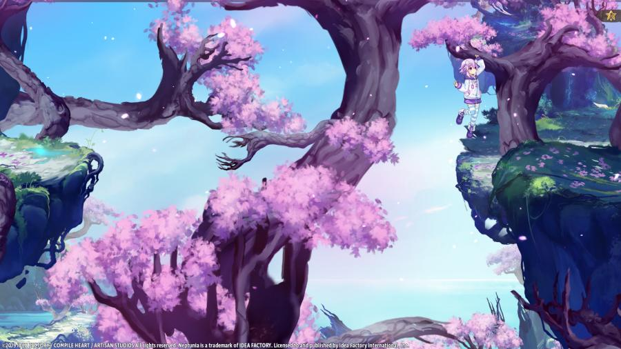 Super Neptunia RPG Screenshot 5