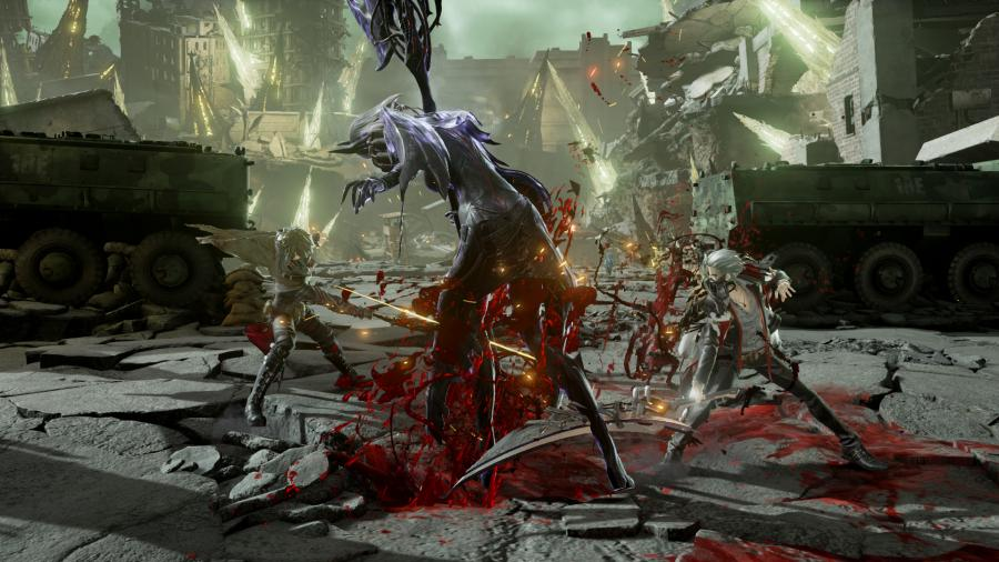 Code Vein Screenshot 4