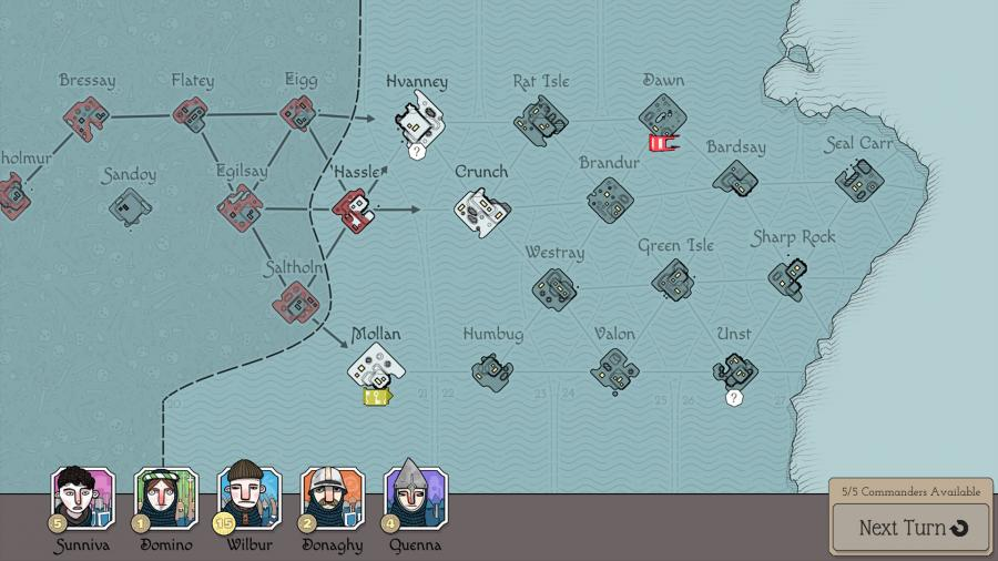 Bad North - Deluxe Edition Screenshot 8