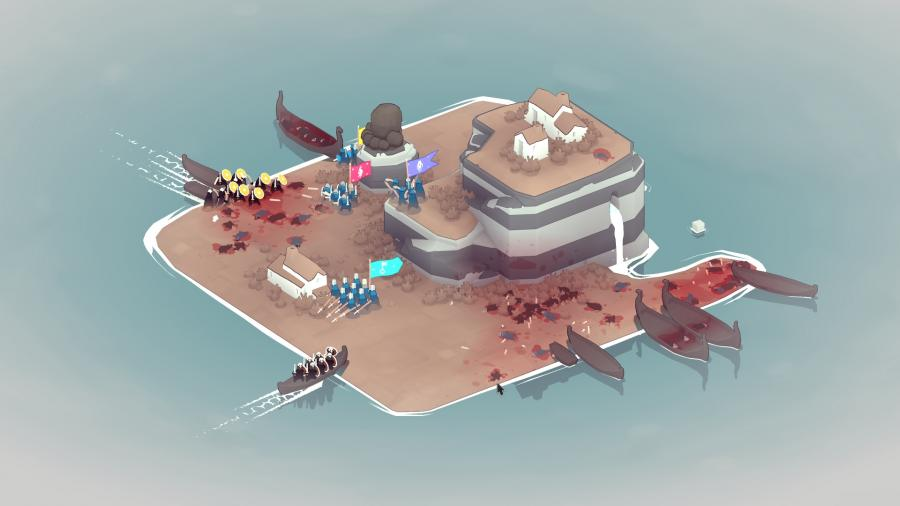 Bad North - Deluxe Edition Screenshot 2