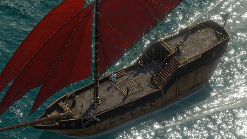 Pillars of Eternity 2 Deadfire - Explorer's Pack (DLC) Screenshot 4
