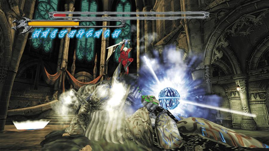 Devil May Cry HD Collection Screenshot 3