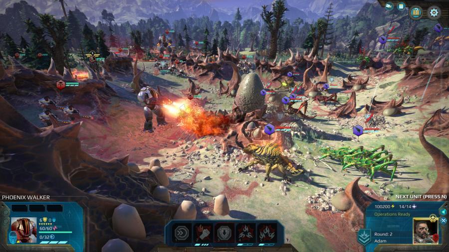 Age of Wonders - Planetfall Screenshot 8