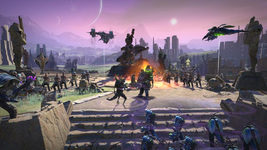 Age of Wonders - Planetfall Screenshot 4